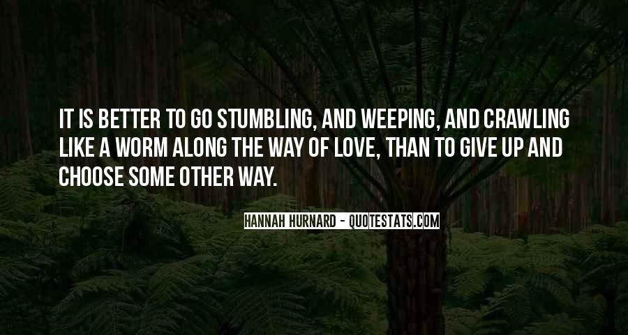 Worm Love Quotes #940015