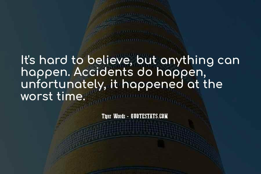 Worst Hard Time Quotes #210112