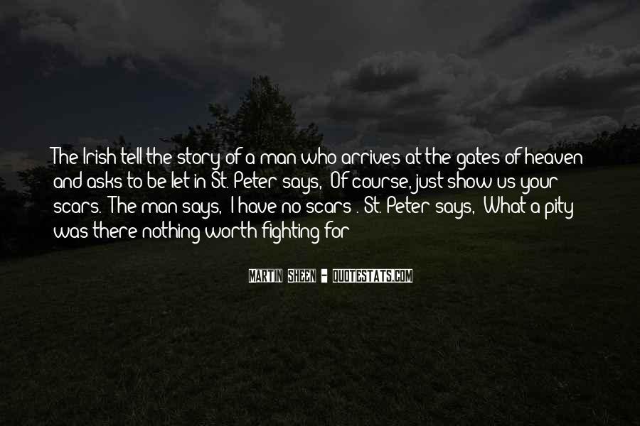 Worth Man Quotes #11158