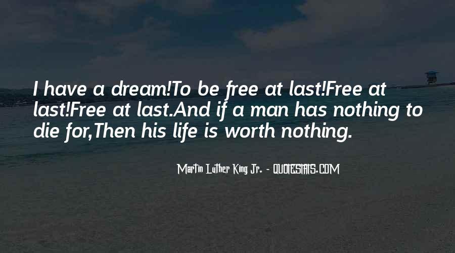 Worth Man Quotes #127998