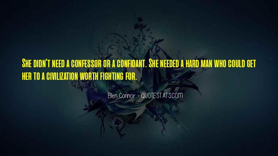 Worth Man Quotes #131729
