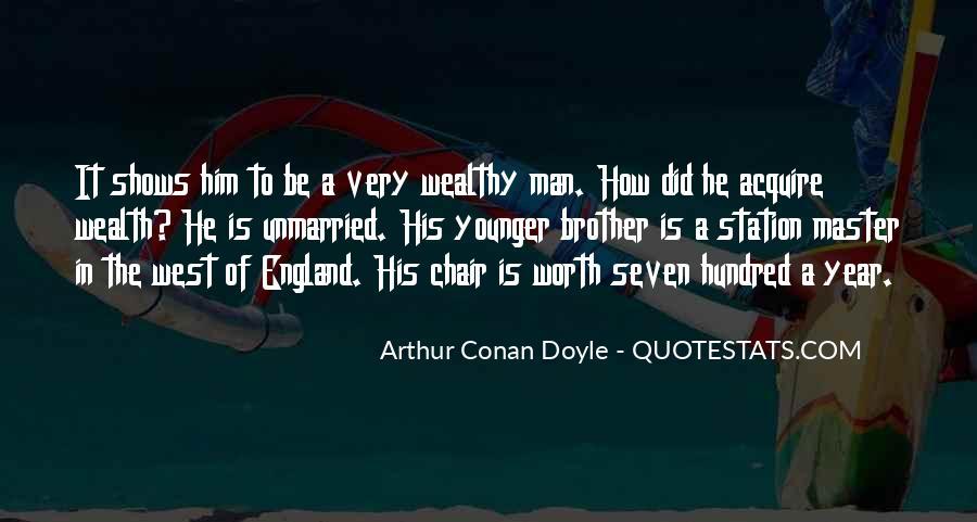 Worth Man Quotes #226880