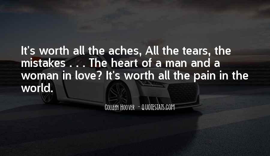 Worth Man Quotes #235838