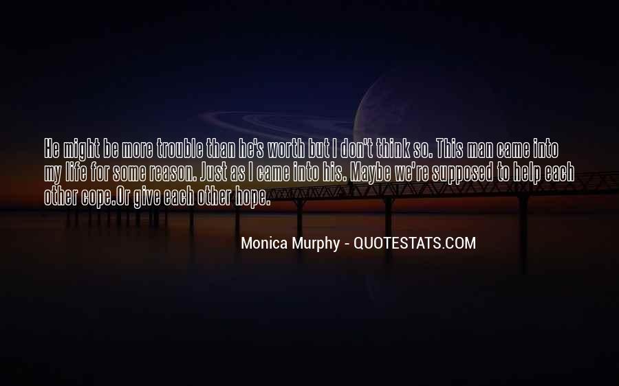 Worth Man Quotes #242536