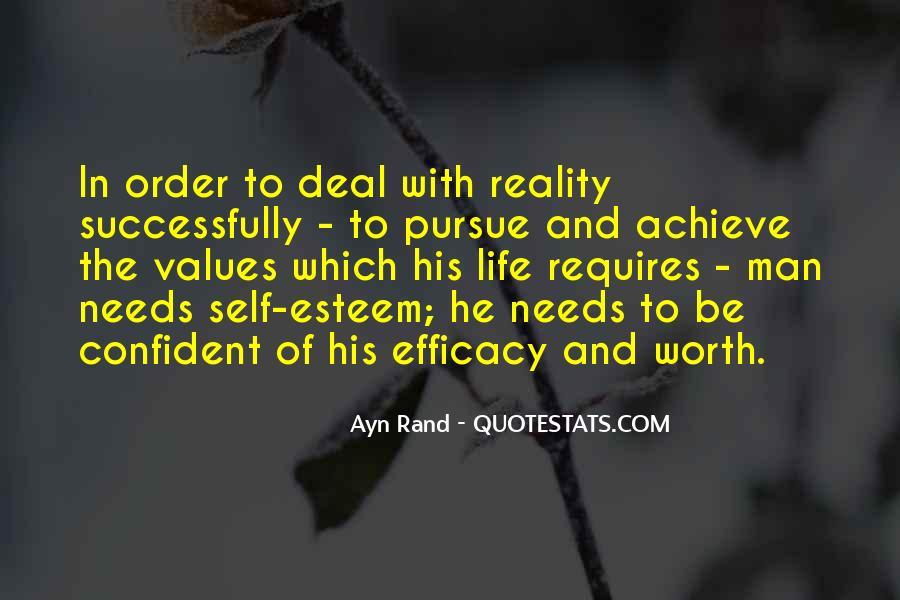 Worth Man Quotes #301271