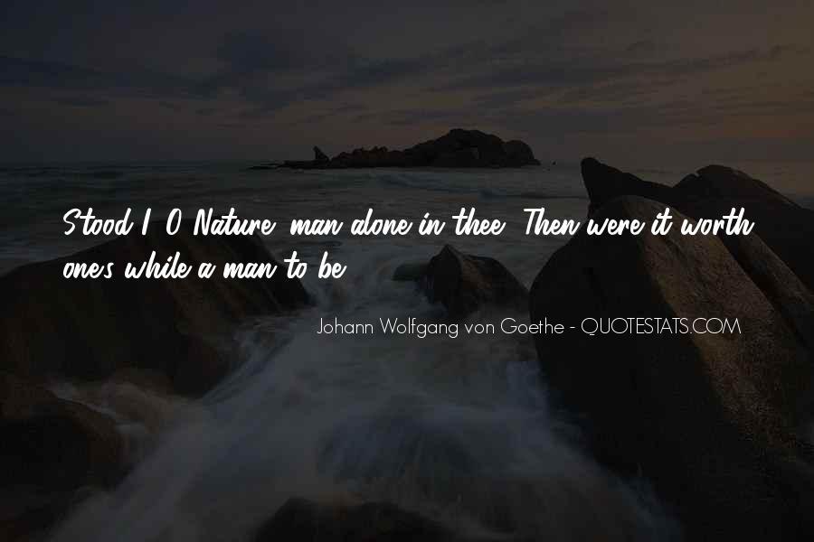 Worth Man Quotes #320052