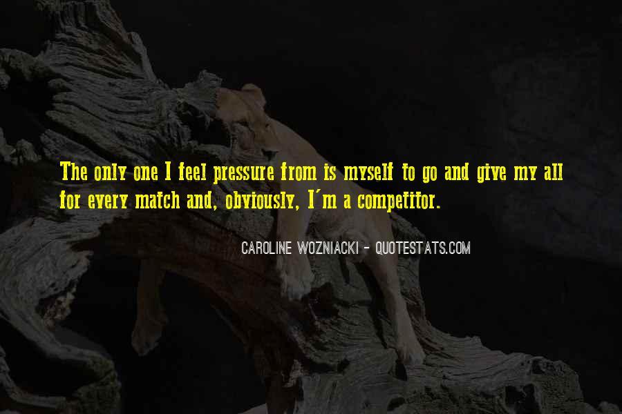 Wozniacki Quotes #1184520