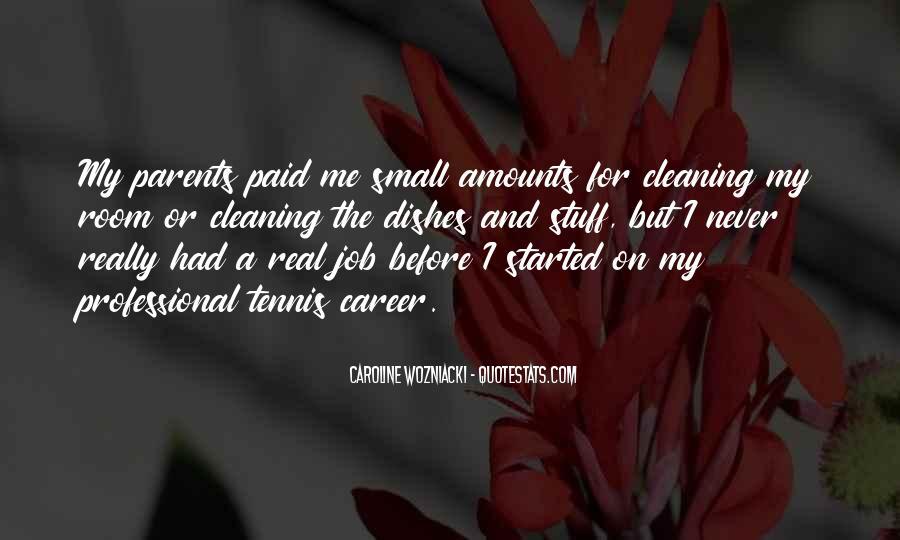 Wozniacki Quotes #1207741