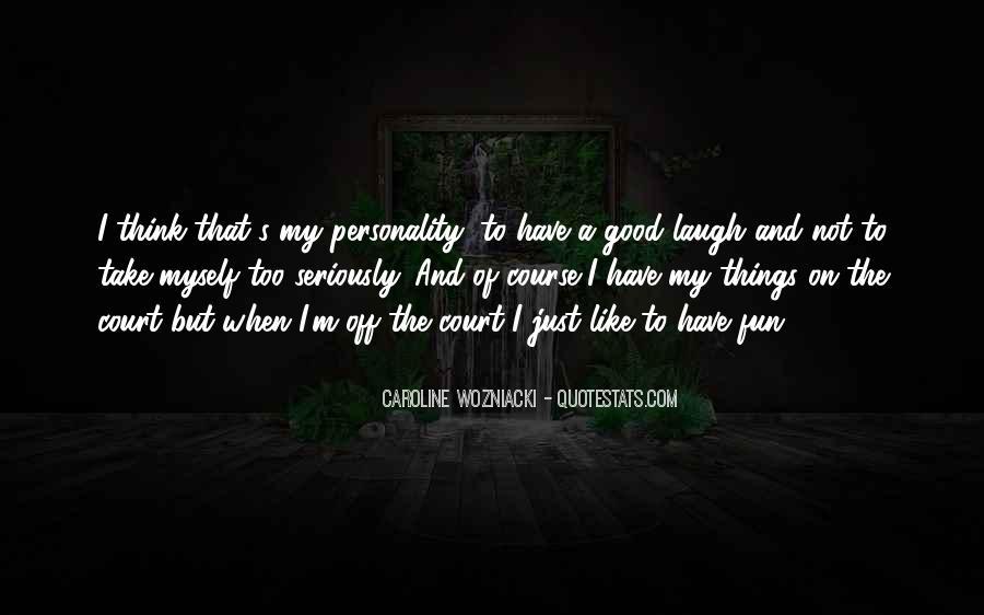 Wozniacki Quotes #1219661
