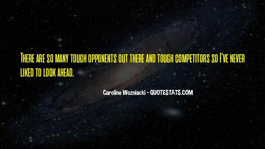 Wozniacki Quotes #1388892
