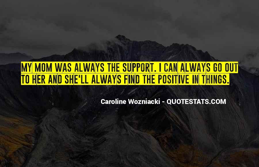 Wozniacki Quotes #1680884