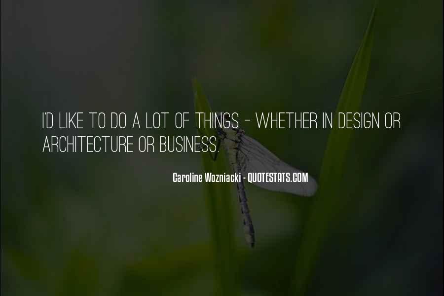 Wozniacki Quotes #334969