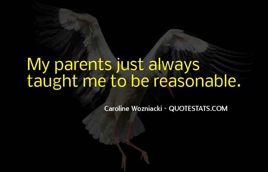 Wozniacki Quotes #340458