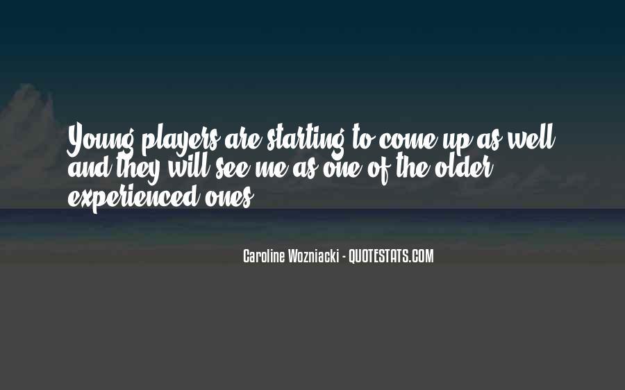 Wozniacki Quotes #359563