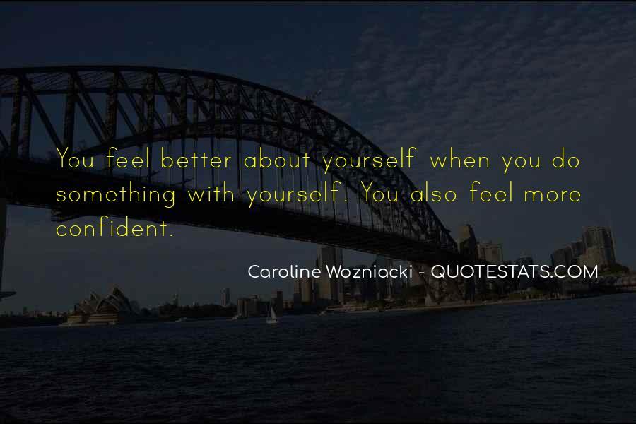Wozniacki Quotes #414280