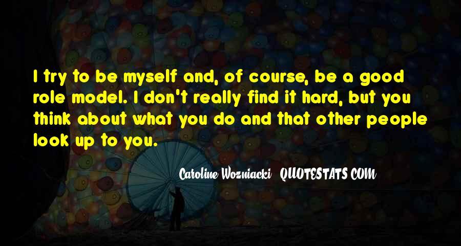 Wozniacki Quotes #507440