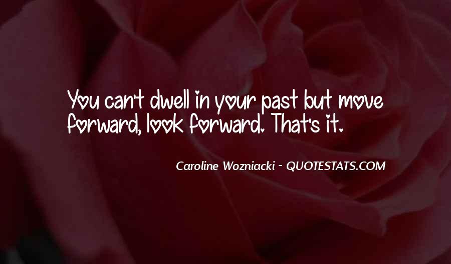 Wozniacki Quotes #669573