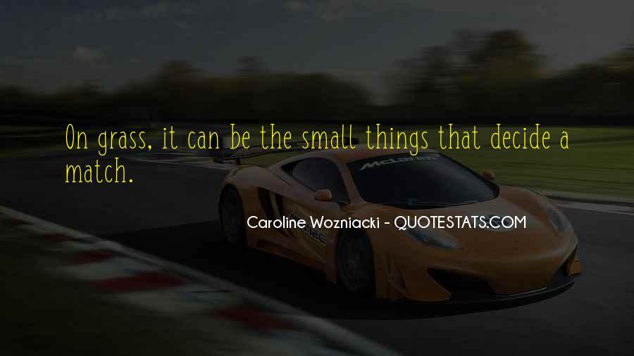 Wozniacki Quotes #92110