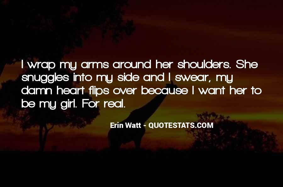 Wrap Girl Quotes #708274