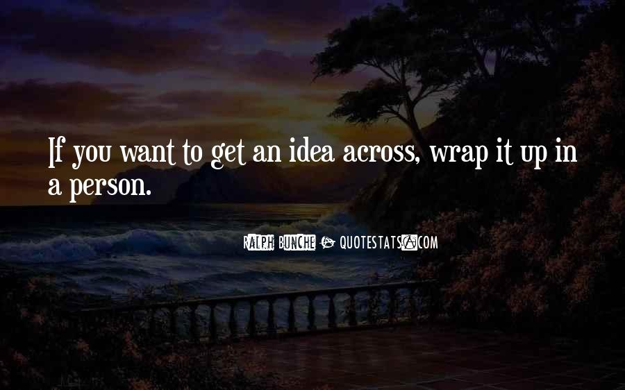 Wrap It Up Quotes #342726