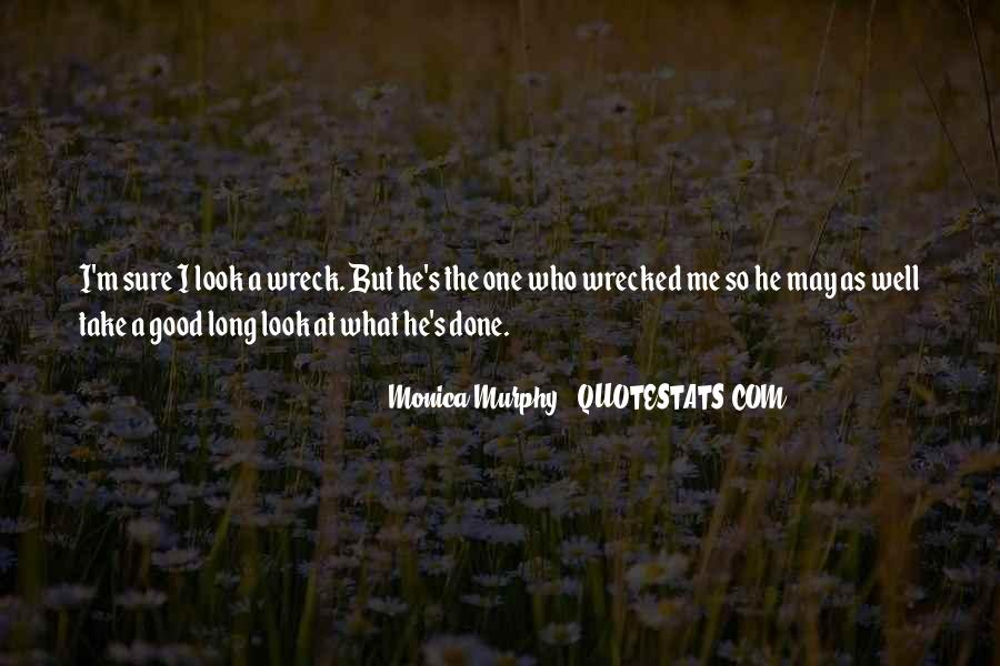 Wrecked Quotes #1180722