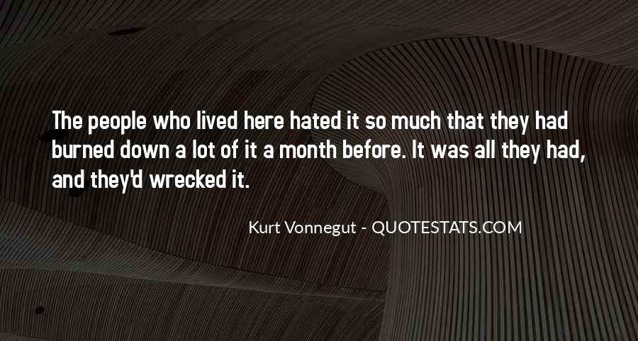 Wrecked Quotes #1212252
