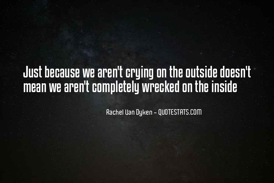 Wrecked Quotes #803688