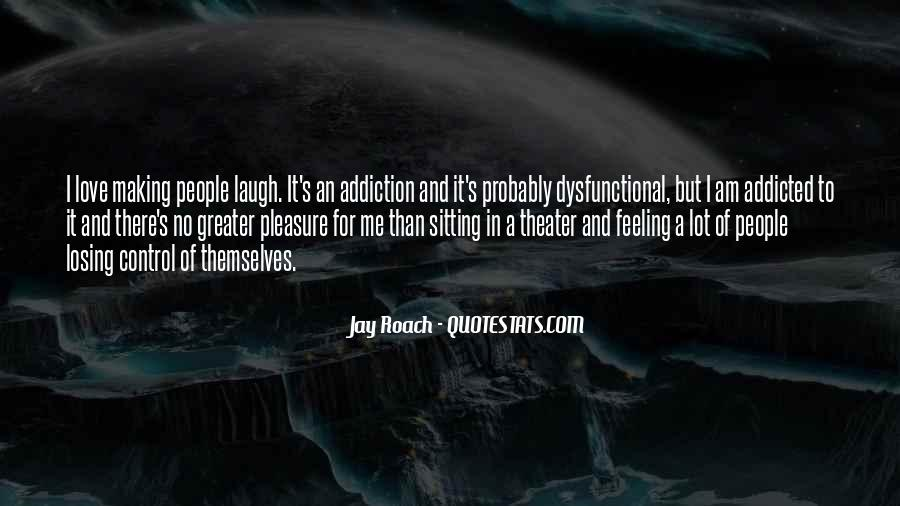 Quotes About Feeling Out Of Control #767575