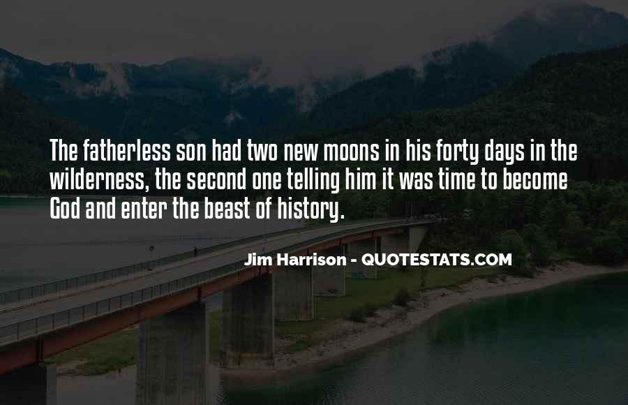 Quotes About Moons #1029696