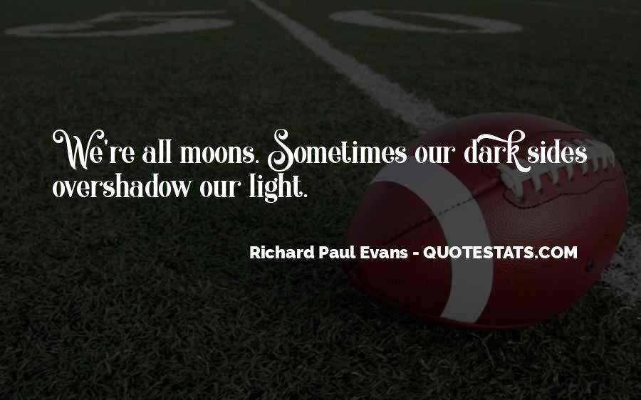Quotes About Moons #107400