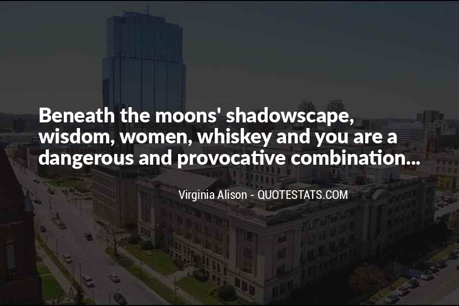 Quotes About Moons #168628