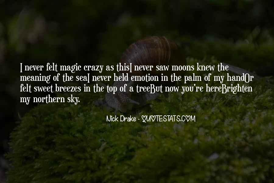 Quotes About Moons #294584