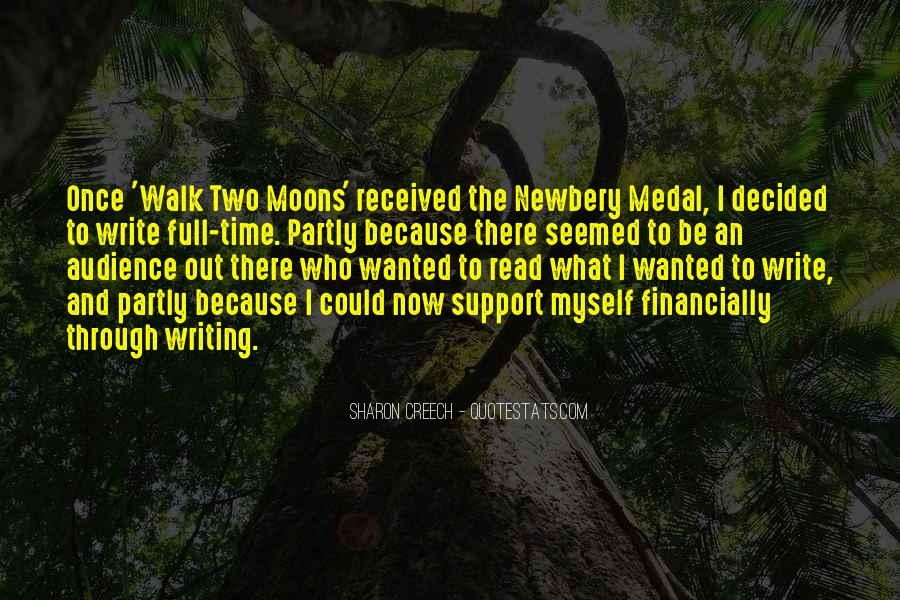 Quotes About Moons #484299