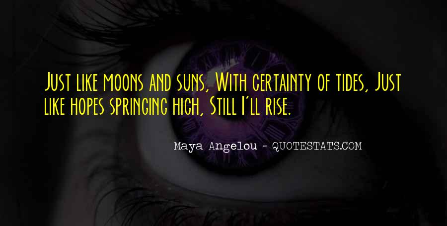 Quotes About Moons #519729