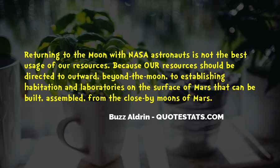 Quotes About Moons #547709