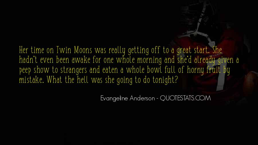 Quotes About Moons #552881