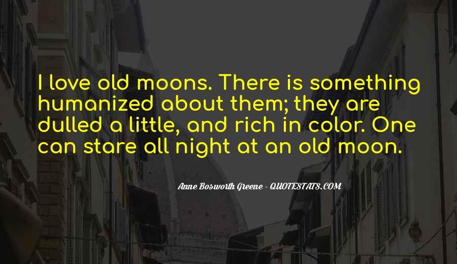 Quotes About Moons #556865