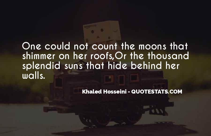Quotes About Moons #580964