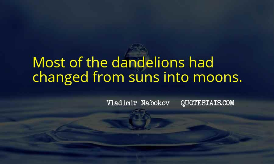 Quotes About Moons #766889