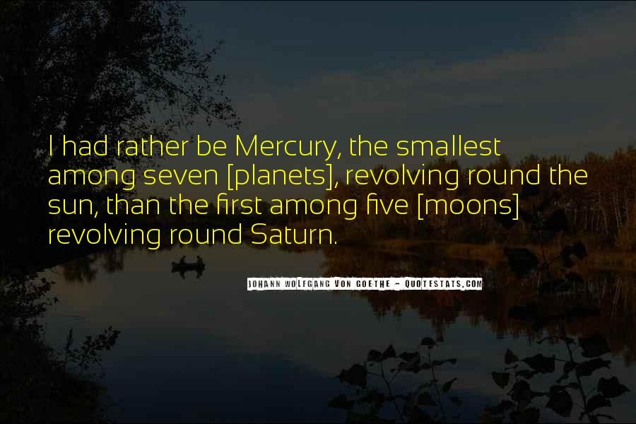Quotes About Moons #855977