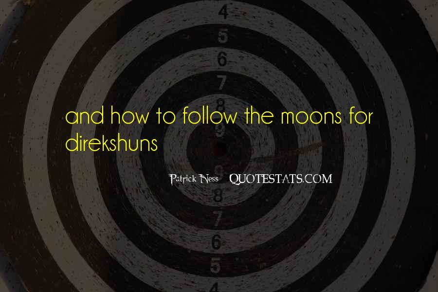 Quotes About Moons #929831