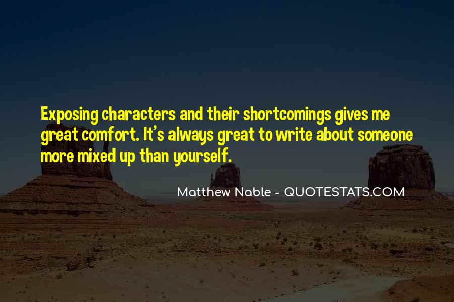 Write To Me Quotes #10111