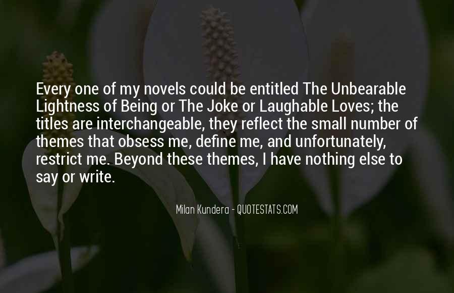 Write To Me Quotes #23904