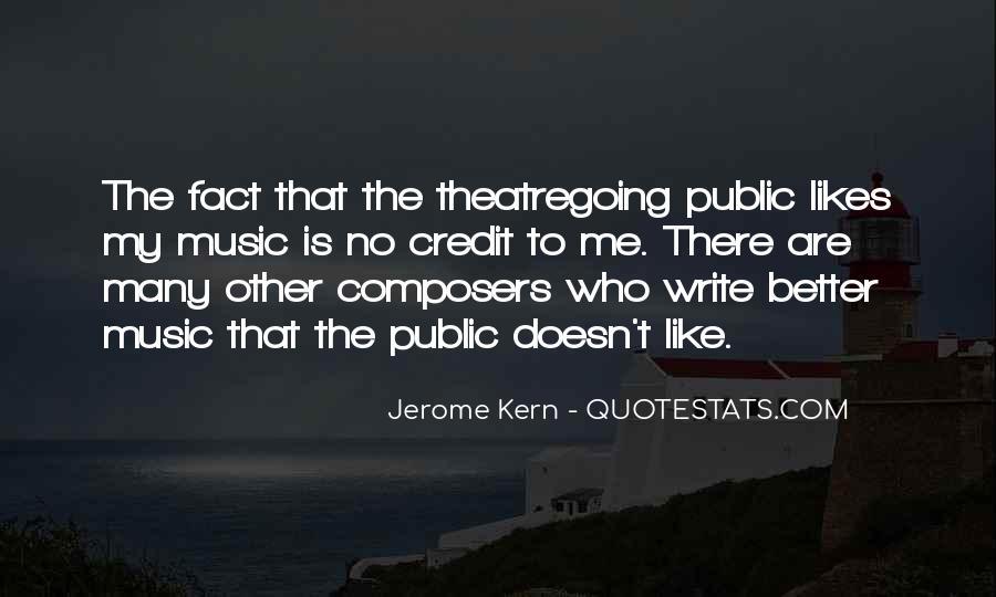 Write To Me Quotes #24228