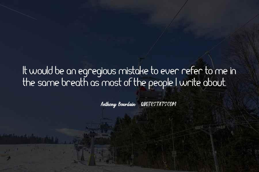 Write To Me Quotes #3704