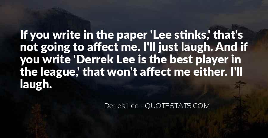 Write To Me Quotes #43090