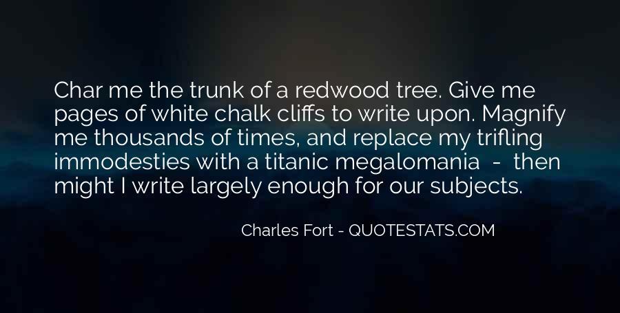 Write To Me Quotes #43204