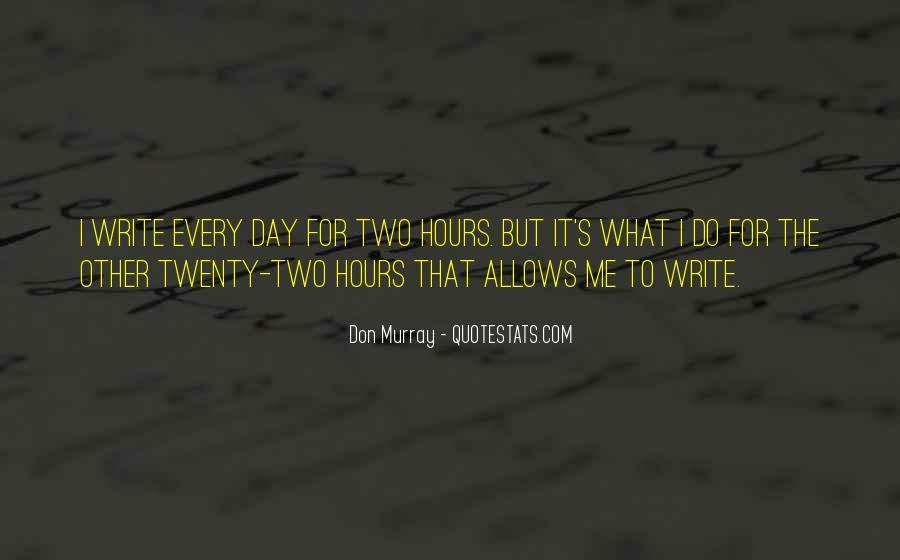 Write To Me Quotes #51155