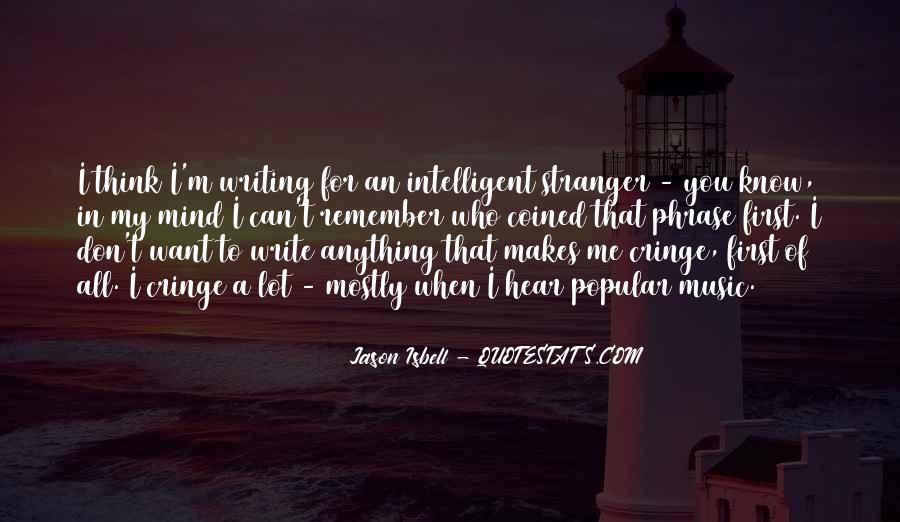 Write To Me Quotes #54604
