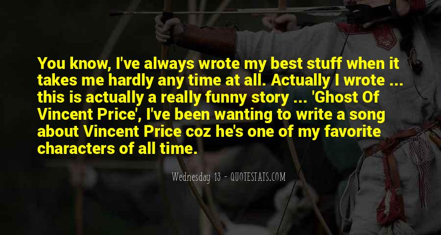 Write To Me Quotes #55037